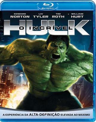 O Incrível Hulk   Dual Áudio   BluRay 720p