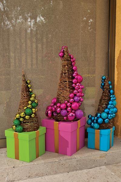 Tips y reflexiones para la vida incre bles ideas para - Ideas para hacer adornos navidenos ...