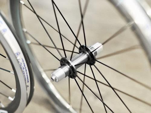 WheelSport buje delantero