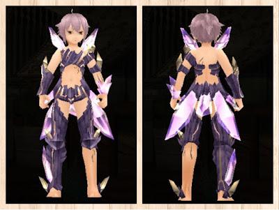 魔結晶の鎧 重量化 男