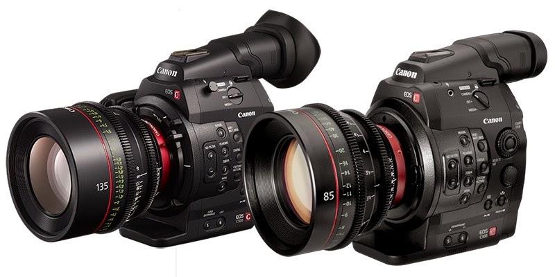 Bureau digital video loca o de canon eos c 300 e canon for Bureau digital