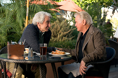 Martin Sheen Sam Waterston Grace and Frankie Netflix