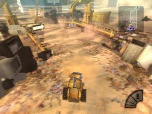 Wall E PC Game