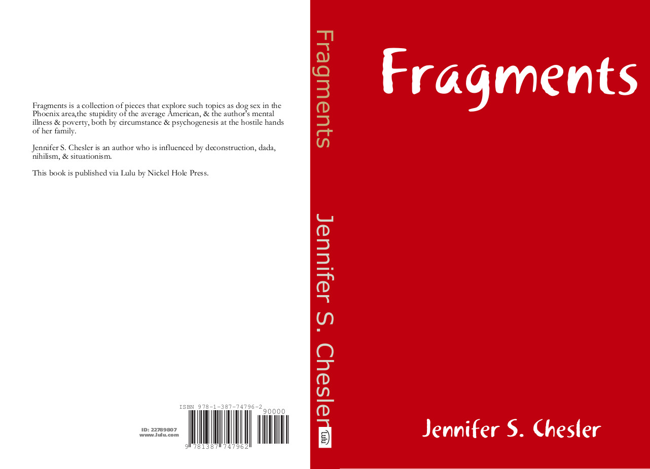 "Buy ""Fragments"" at Amazon"