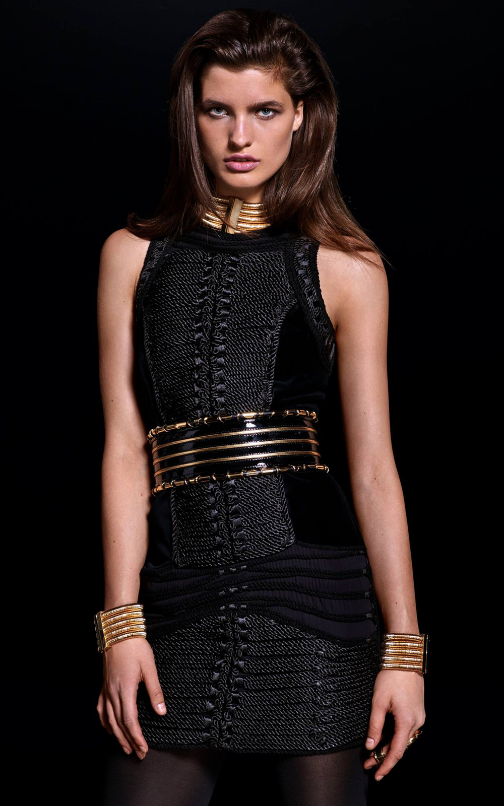 BALMAIN x H&M Collaboration