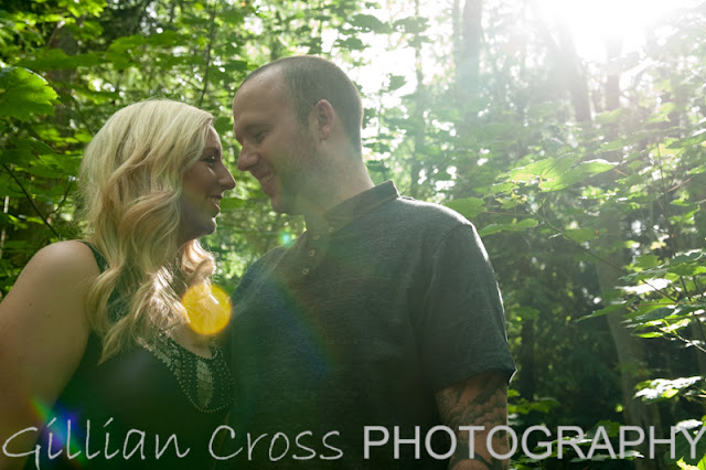 Bolam Lake Engagement Photo Shoot