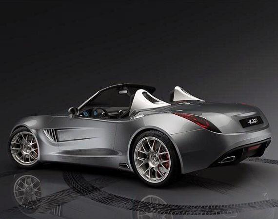 Puritalia 427 Roadster
