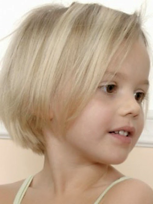 hairstyles for little girls with short fine hair