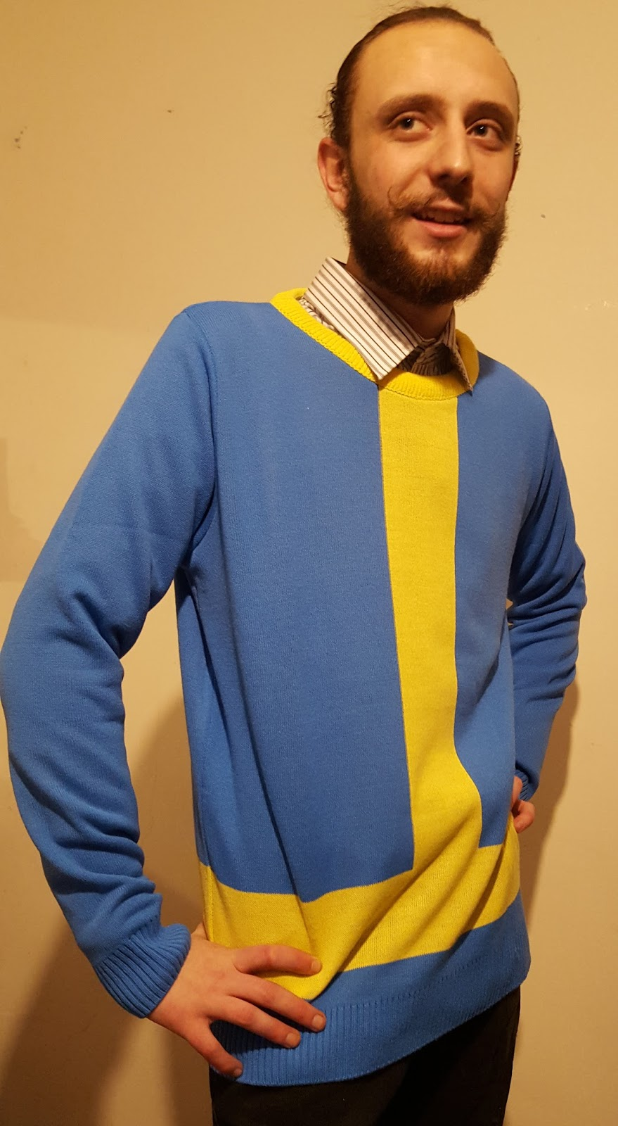 The Brick Castle: A Vault 111 Fallout 4 Jumper for Christmas from ...