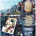 Παρουσίαση του λογοτεχνικού έργου του Χάρρυ Κλύνν με ταυτόχρονη έκθεση ζωγραφικής στο ιστορικό Λιτόχωρο Πιερίας