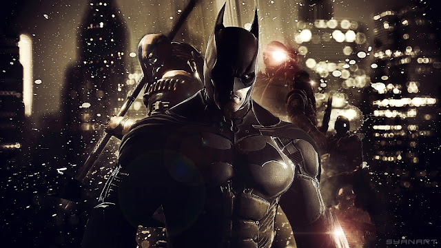Batman Arkham Origins Game HD Wallpaper