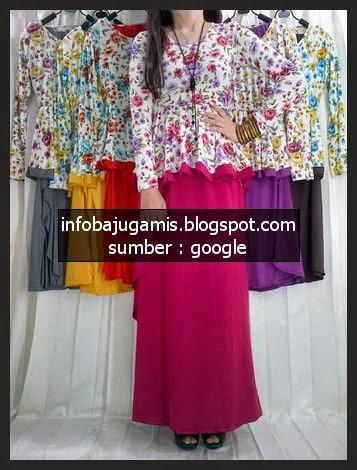 Info Baju Gamis Grosir Di Pasar Tanah Abang Info Model