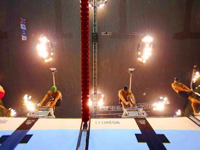 Londres: Declaraciones de los competidores de las Olimpiadas