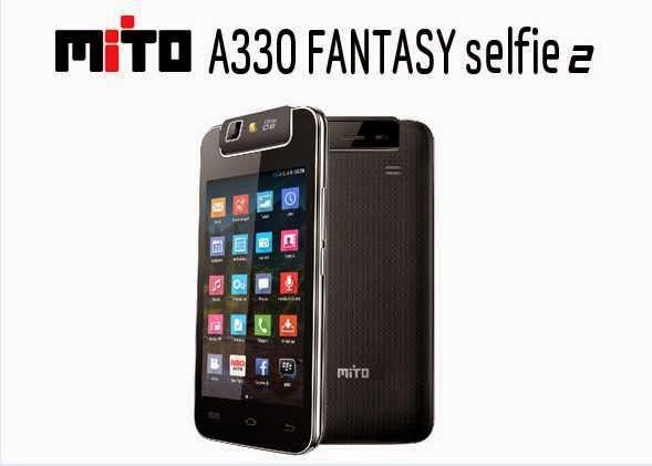 Spesifikasi dan Harga Mito A330 Fantasy Selfie 2 | Generasi Baru!