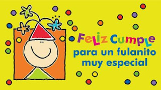 Tarjetas de Cumpleaños para Hijos