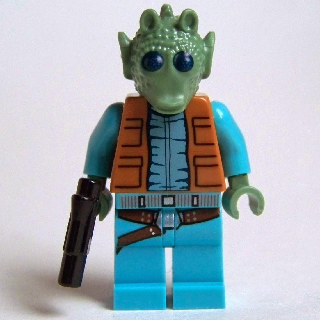 LEGO Greedo Cantina