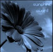 (Dark) Sunshine Award