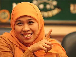Khofifah Indarparawansa - Ketua Muslimat NU