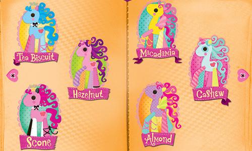 Lala-oopsie Horses