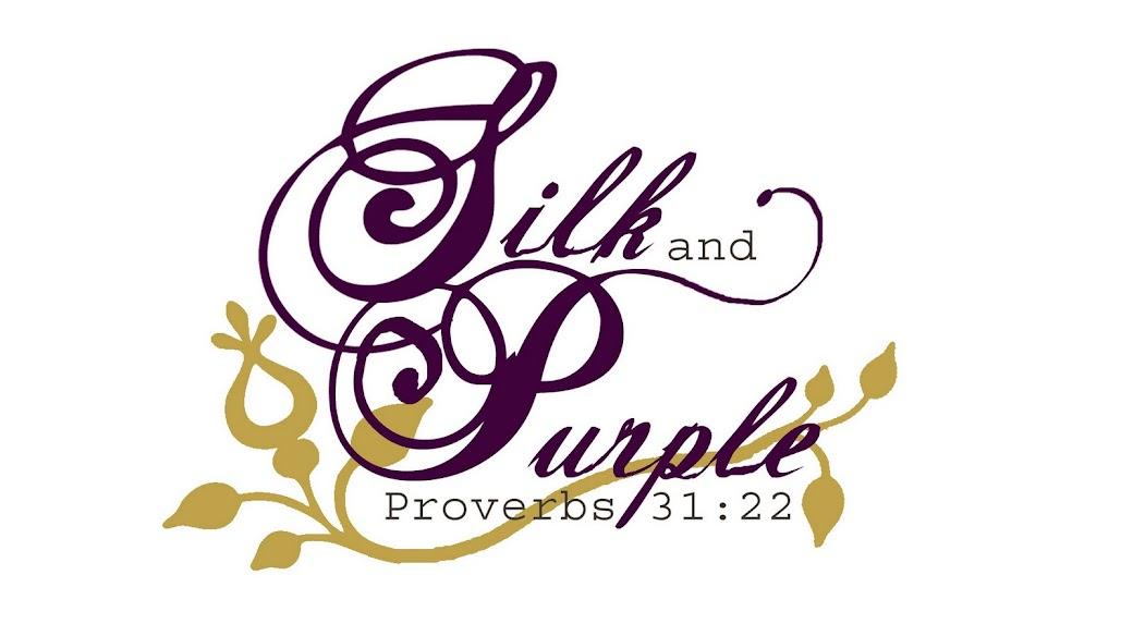 Silk and Purple