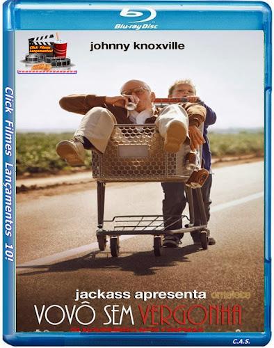Filme Jackass Apresenta: Vovô Sem Vergonha Dual Áudio Blu-Ray 2013 Torrent