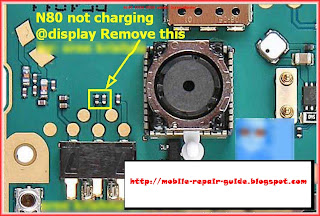 nokia N80 not charging problem