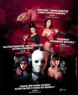Phim Rô Bốt Tình Dục - Erotibot