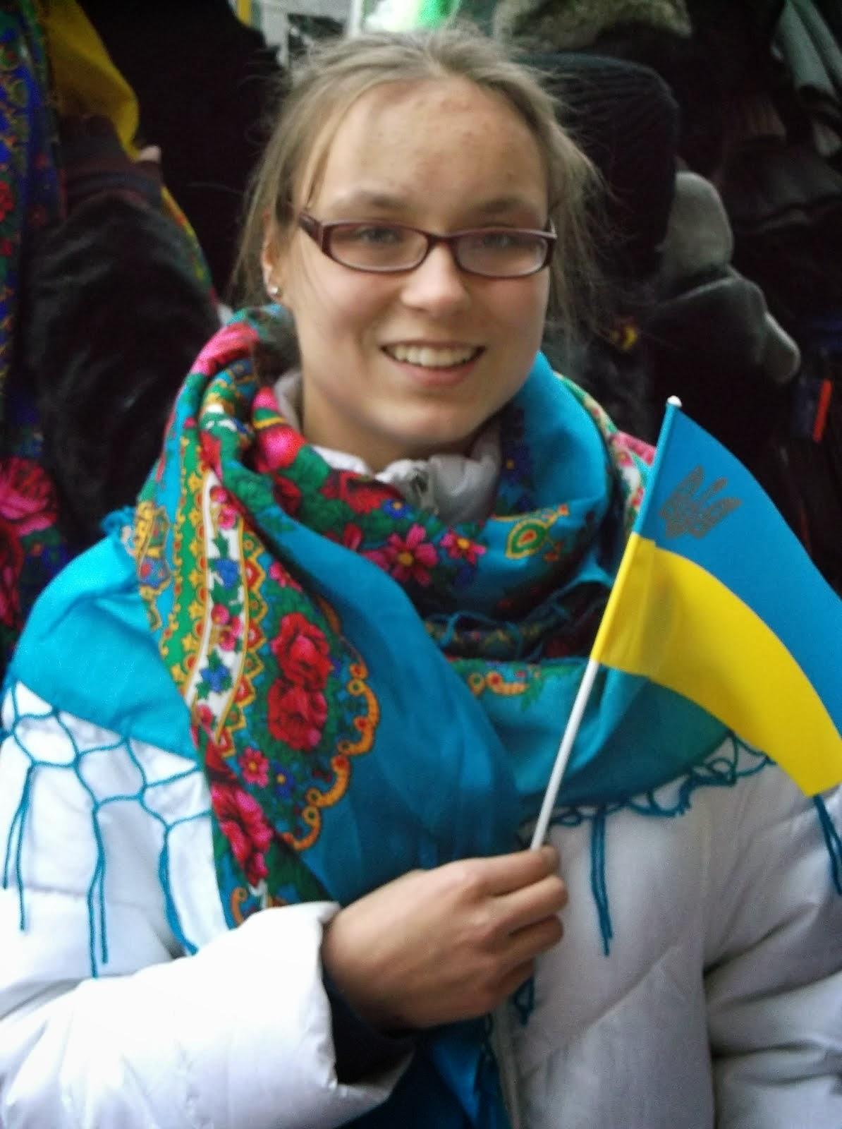 Standing with UKRAINE