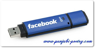 Facebook In Pendrive