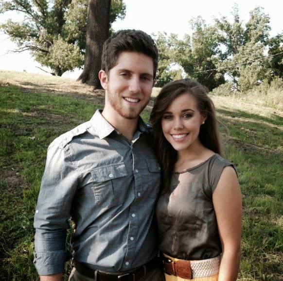 Jessa Duggar and fiancé Ben Seewald