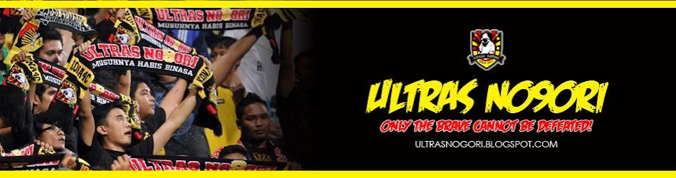 Ultras No9ori - Panji Merah Kuning Hitam Beradat