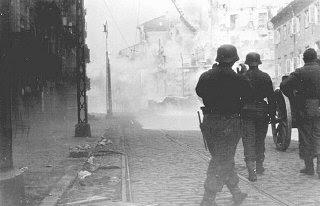 Asedio alemán de Varsovia