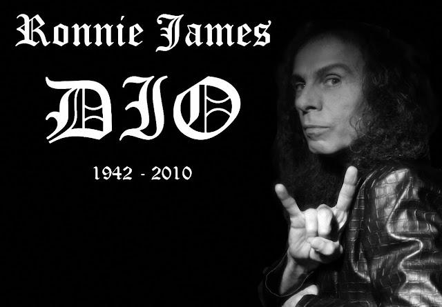 Ronnie James Dio, Dio,Holy Diver