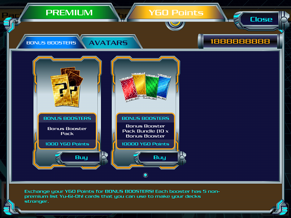 yugioh duel generation all cards hack