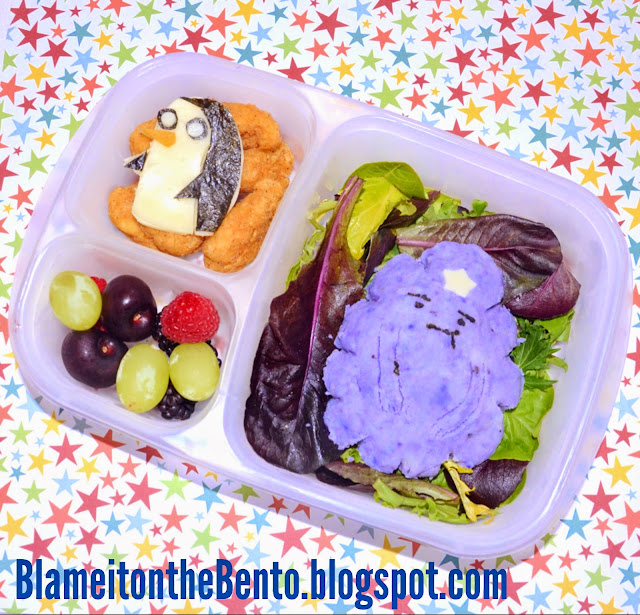 Adventure Time Bento Lunch