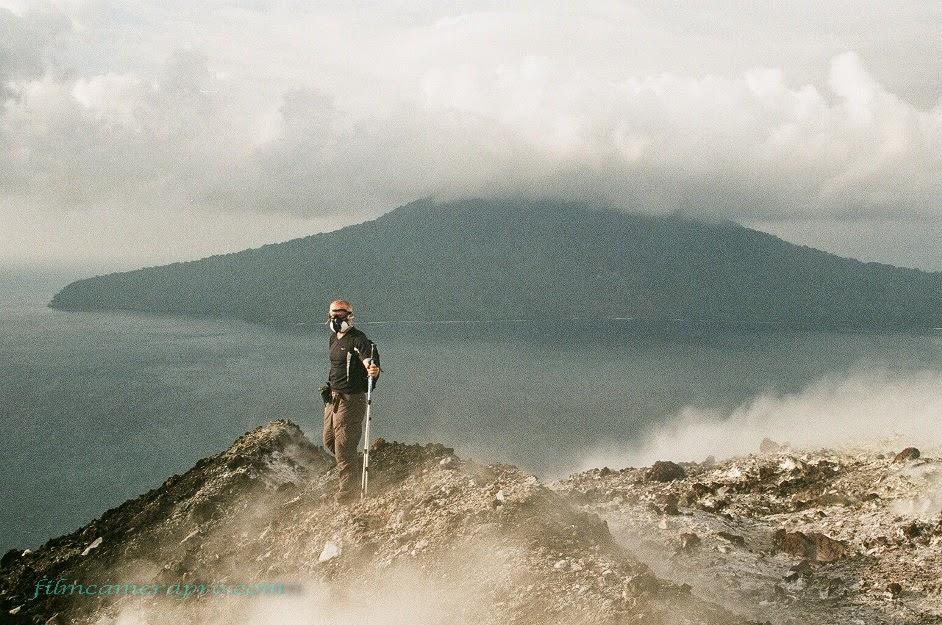 Tour to Krakatau