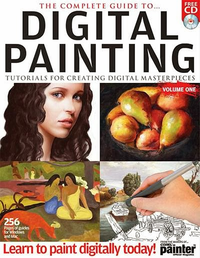 The Complete Guide to Digital Painting Vol.1