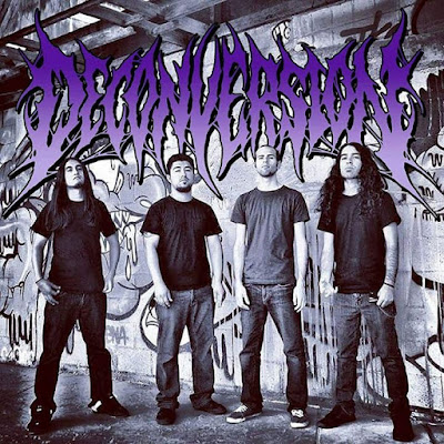 Deconversion Technical Death Metal from Mexico, Deconversion
