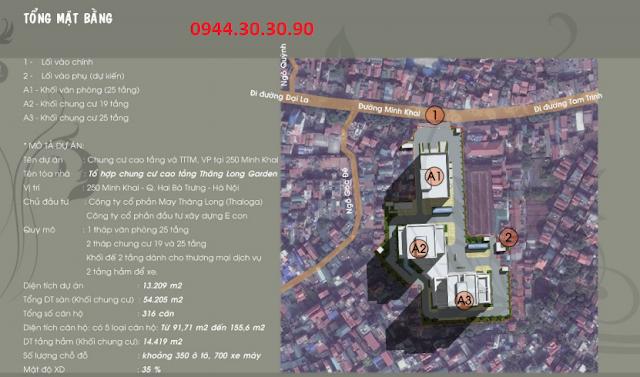 Bán chung cư 250 Minh Khai, _@ Giá rẻ nhất thị trường @_