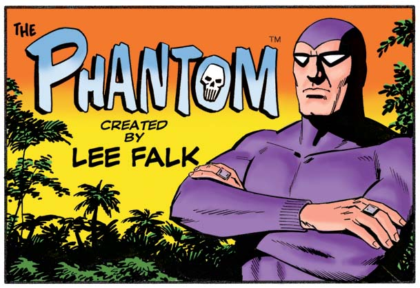 READ The PHANTOM DAILY!