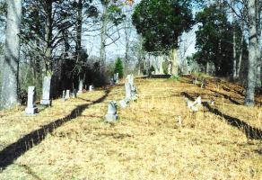 Copelin Cemetery in Hart County, Kentucky