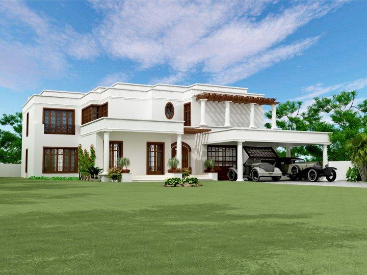 5 Marla House Front Elevation In Pakistan Joy Studio