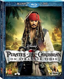 Los Piratas del Caribe 4: En mareas misteriosas (Blu Ray)