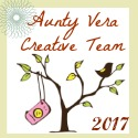 I am on the Creative Team for 2017