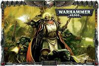 Portada del reglamento de la 6ª edición de Warhammer 40000