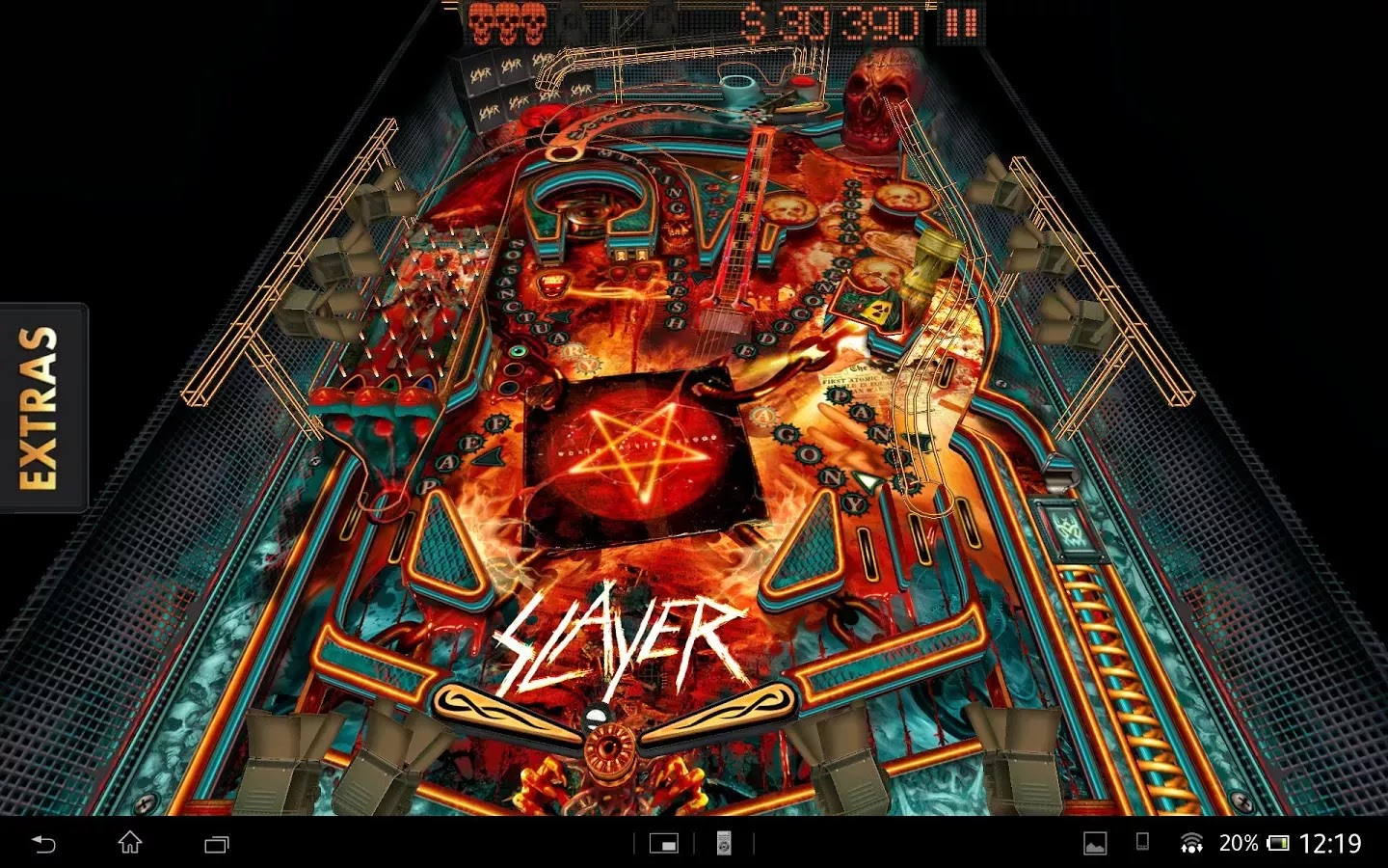 Pinball Rocks HD v1.0