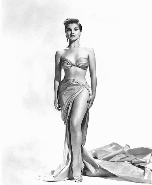 Think debra paget nude what
