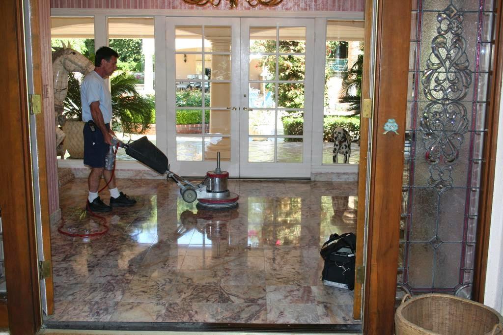 Tukang Taman Kalimantan cara merawat Granit Rumah