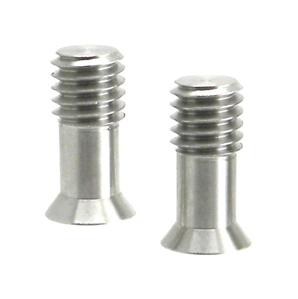 "Desmond 3/8""-16 Bullet Screws side"