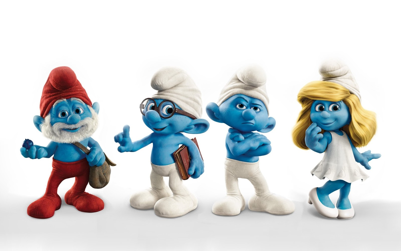 Smurfs ♥